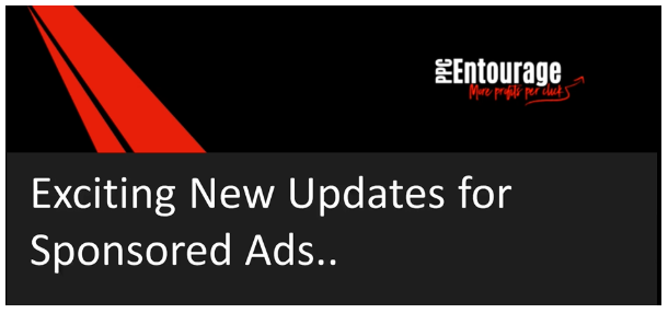 New Updates Sponsored Ads